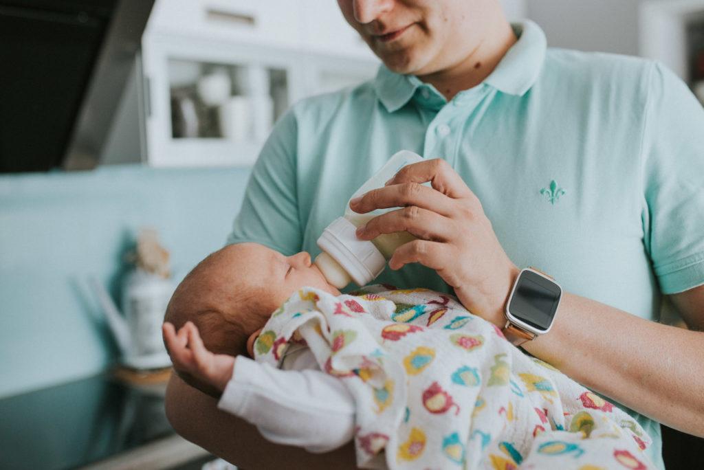Sesja noworodkowa lifestyle - OnceUpon.pl - fotografia ciążowa, noworodkowa i rodzinna-4