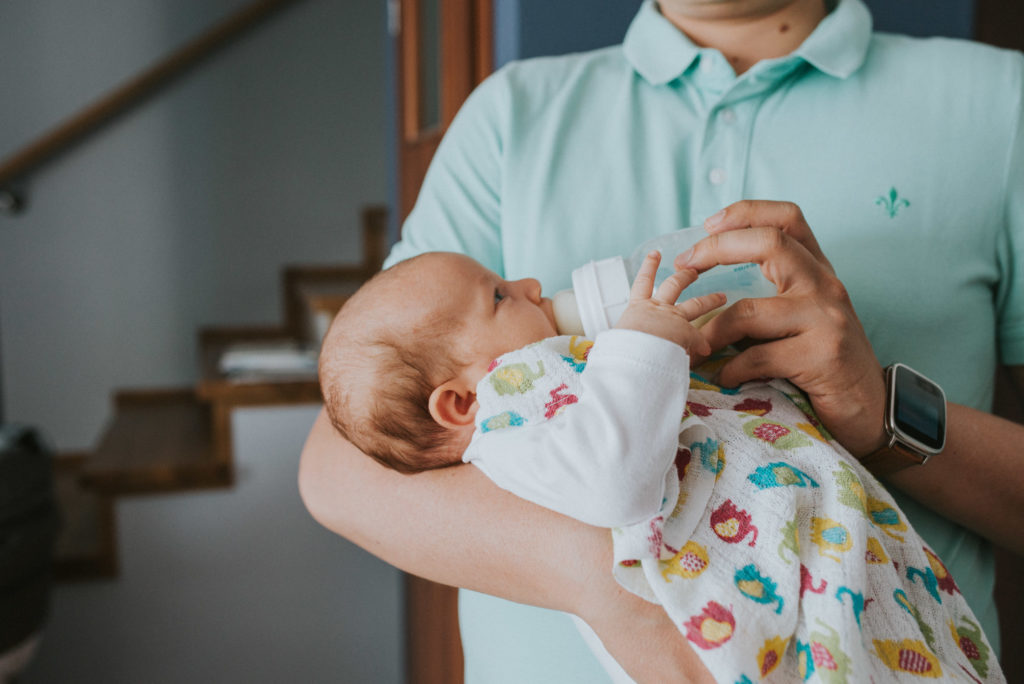Sesja noworodkowa lifestyle - OnceUpon.pl - fotografia ciążowa, noworodkowa i rodzinna-7